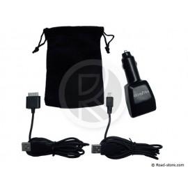 CHARGEUR NINTENDO DSi/DSi XL ET SONY PSP GO 12V