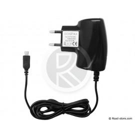 Charger 220V SMARTPHONES MICRO USB 1000MA