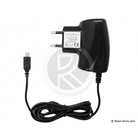 CHARGEUR 220V SMARTPHONES MICRO USB 1000MA