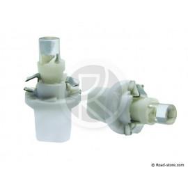 Bulb 1 LED B8 5D 24V White X2