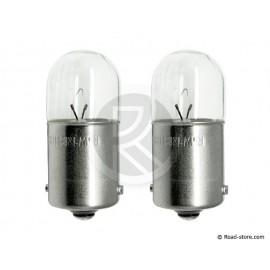 Glühbirne BA15S 5W 12V x2 Philips