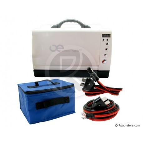 Mikrowellenofen Tragbarg 7L 24V mit einer Thermo Tasche