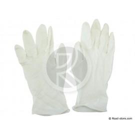 Latex gloves x20