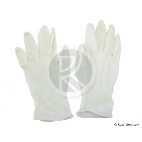 Latex Gloves X 20