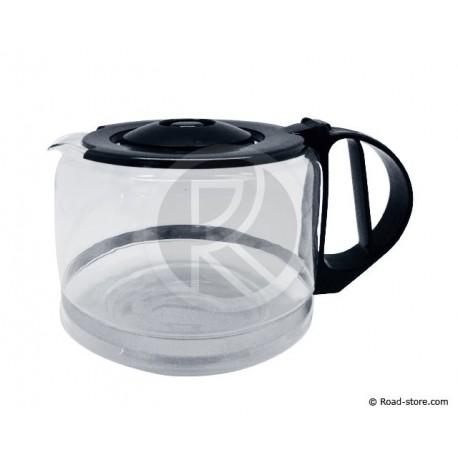 Glas Kaffeekanne für 10-12 Tassen