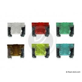 FUSIBLE FICHE MINI x6 S/ BLISTER (7,5  30A)