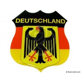 Adhesive sticker Deutschland 112x120mm