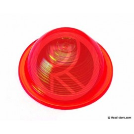 Lens for Rear Light Red