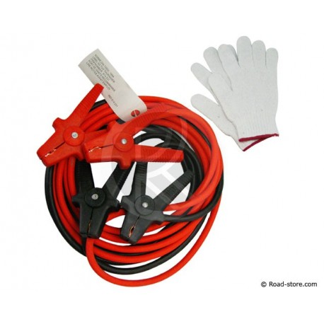 Booster Cables Truck 35MM x 4,5M GS TV DIN 72553-35