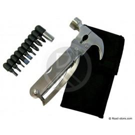Multi-tools wiht Belt Pouch 14 in 1