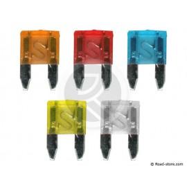 Intelligente LED-Sicherung MINI x 5 pces (5 25A)
