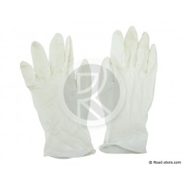 Latex gloves X 50