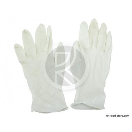 Latex-Handschuhe X 50