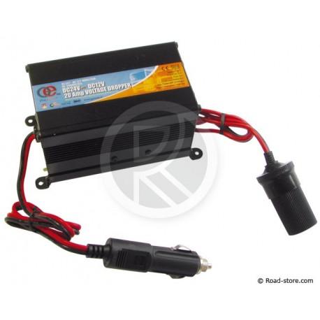 Spannungswandler  24/12V 20A MAX 240W