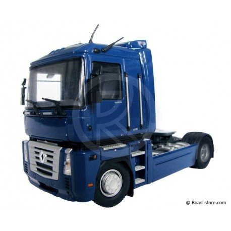 Truck scale models 1:50 RENAULT MAGNUM AE500 BLUE