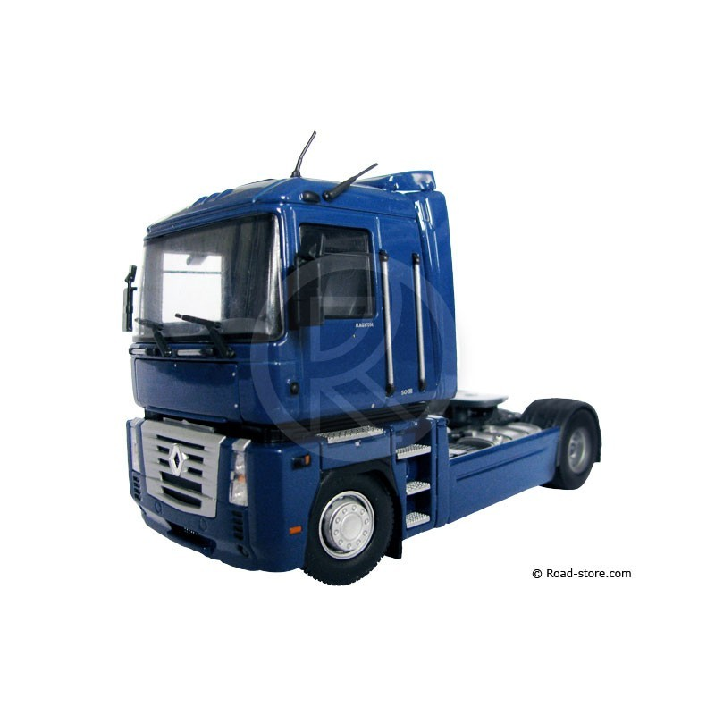 camion solo 1 50 renault magnum ae500 bleu uh road store. Black Bedroom Furniture Sets. Home Design Ideas