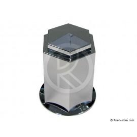Radmutterkappen Chrom 33MM X10