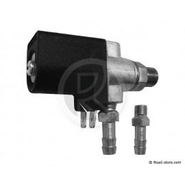 Solenoid valve air 2 output for horn