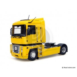 Truck scale models 1:50 RENAULT MAGNUM AE500 YELLOW