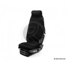 Universal seat cover black