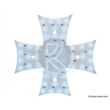 Decoration Cross LEDS 12V White