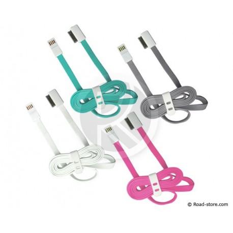 Flachkabelanschluss iPhone 3G/3GS/4/4G 30pin-USB 2.0 Dock