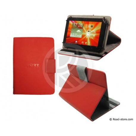 "Universal Tablet Case ""MUSKOKA"" Red 10,1"""