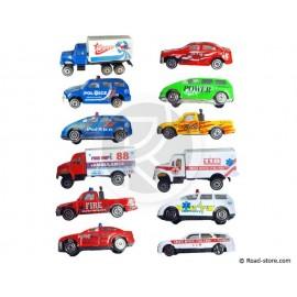 Car 1/64e BLISTER x3