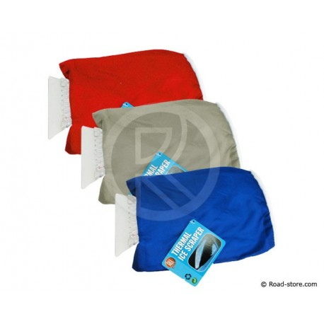 Ice Scraper with glove
