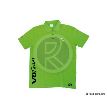 """POLO V8 TEAM """"CLASSIQUE"""" M Green"""