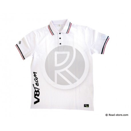 "POLO V8 TEAM ""COLLECTION"" L White"