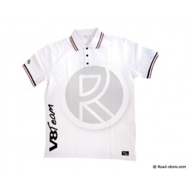 "POLO V8 TEAM ""COLLECTION"" S BLANC"