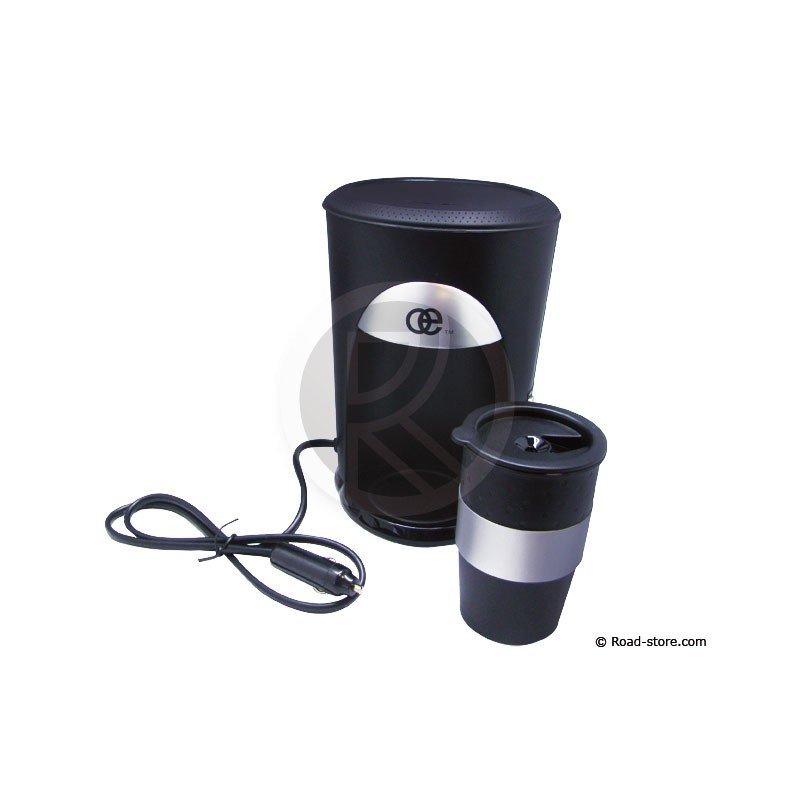 V Cup Coffee Maker : 1 cup pad coffee maker 12V/170W - Road Store
