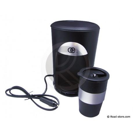 1 cup pad coffee maker 0,3L 24V/300W