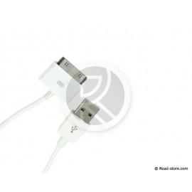 Kabelanschluss 2in1 iPhone/iPad/iPod auf USB