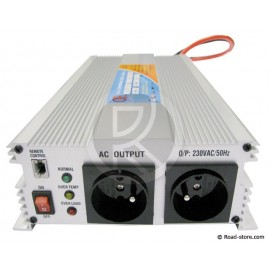 Converter 12V/230V/1500W