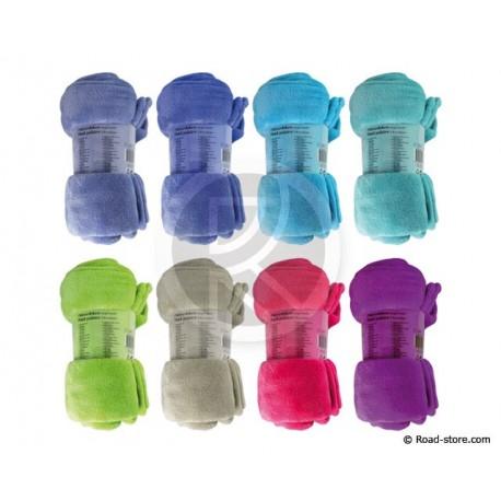 Fleecedecke Extraweich 130 X 150 CM 8 Farben erhältlich