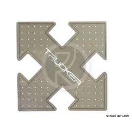Antirutschmatte für Armaturenbrett 25x25cm