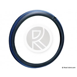 Truck Steering Wheel Cover 44-46 New Design Blue