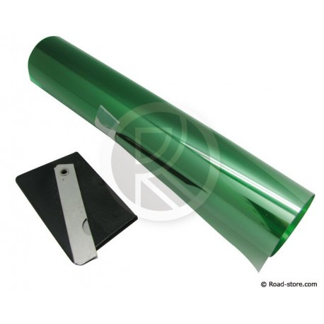 Solar window film green 20 x 150 cm