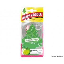 "Air Freshener ""Little Trees"" Perfume Green Appel"