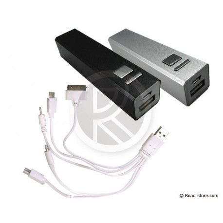 BATTERIE VOYAGE BOOSTER iPhone 4/Nokia/Mini/Micro USB