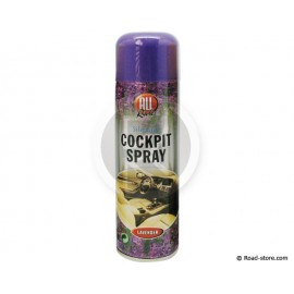 BOMBE COCKPIT SPRAY LAVANDE 225ML