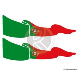 Flag Adhesiv 2x Portugal