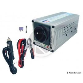 Umwandler 12/24V IN 220/240V/350W + USB PORT