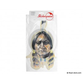 Sticker Native American large model