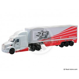 Lkw 1/32e Peterbilt Model 387 Two two Motorsports Honda
