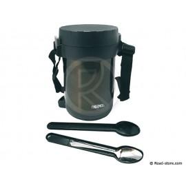 Foodbehälter Thermos Grau 1.8l