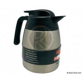Carafe insulated double wall vacuum stainless steel THERMOS 1L