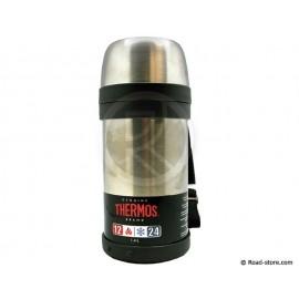 Krug Multi-Use Thermos  Edelstahl Grau 1.4l